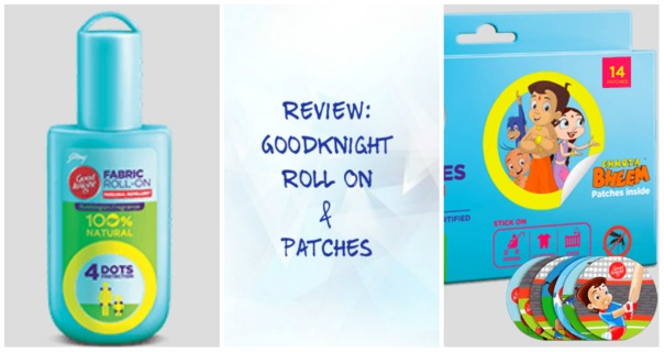 Goodknight Roll-On & Patches