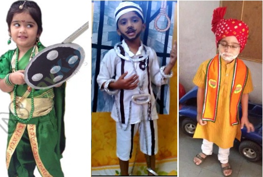 How to dress your child as a famous Indian personality this Republic Day